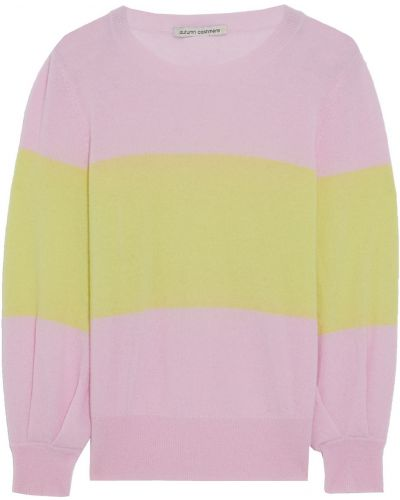 Кашемировый свитер - розовый Autumn Cashmere
