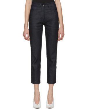 Прямые джинсы укороченные mom A_plan_application