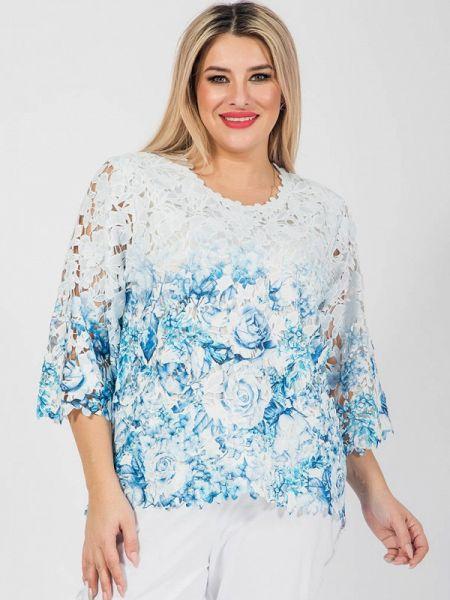 Блузка весенний Luxury Plus