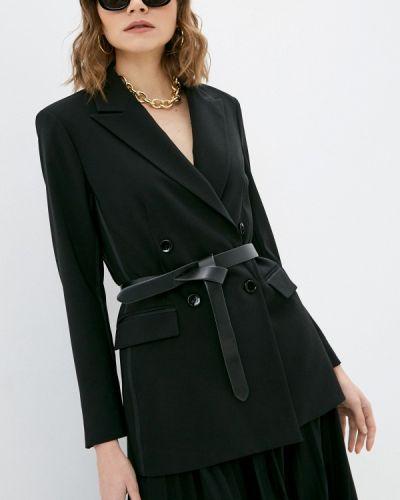 Черный пиджак Imperial