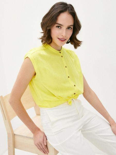 Блузка без рукавов весенний оливковая S.oliver