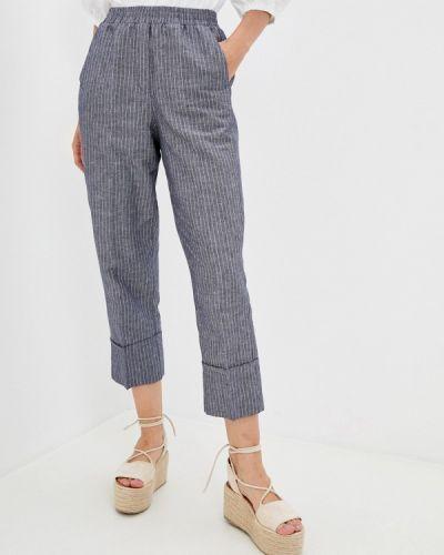 Синие весенние брюки элис
