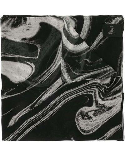 Платок черный Discord Yohji Yamamoto