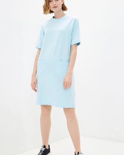 Трикотажное платье с карманами с рукавом реглан Baon