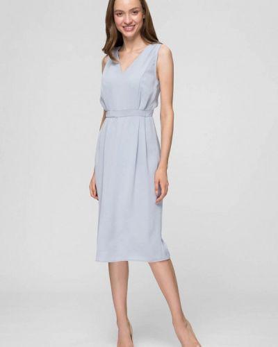 Платье мини - голубое Minimally
