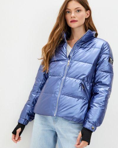 Теплая синяя куртка Fadjo