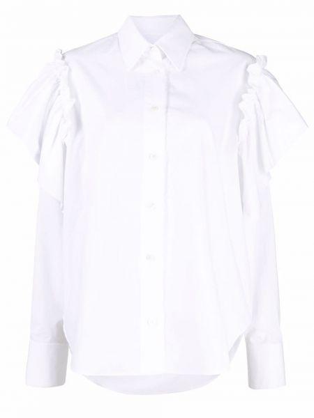 Biała biała koszula bawełniana Viktor & Rolf