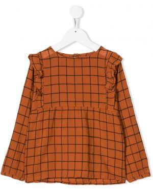 Оранжевая блуза Emile Et Ida