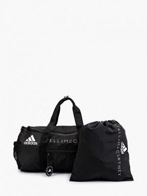 Спортивная сумка - черная Adidas By Stella Mccartney