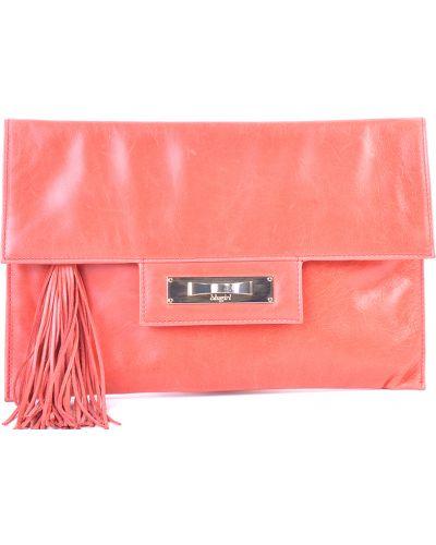 Клатч красный оранжевый Blugirl