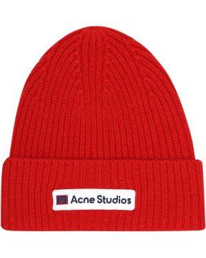 Шерстяная шапка бини Acne Studios
