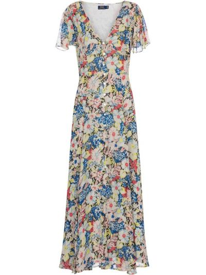 Платье миди Polo Ralph Lauren