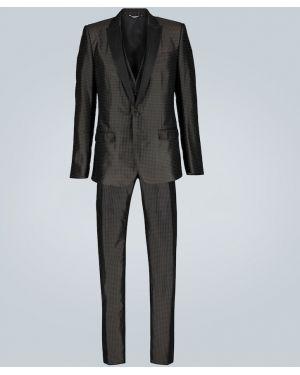 Garnitur kostium włoski Dolce And Gabbana