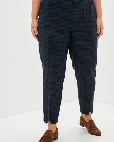 Прямые синие брюки Intikoma