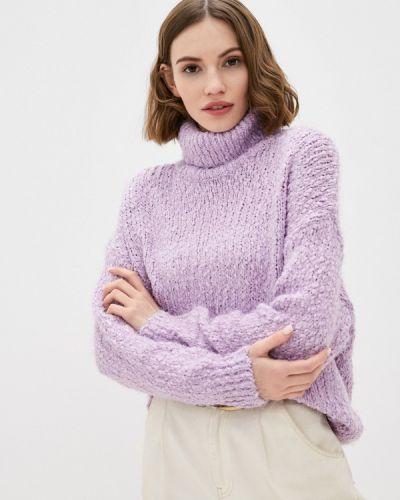 Фиолетовый свитер Moocci