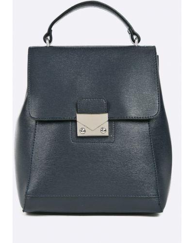 Кожаный рюкзак с отделениями Answear