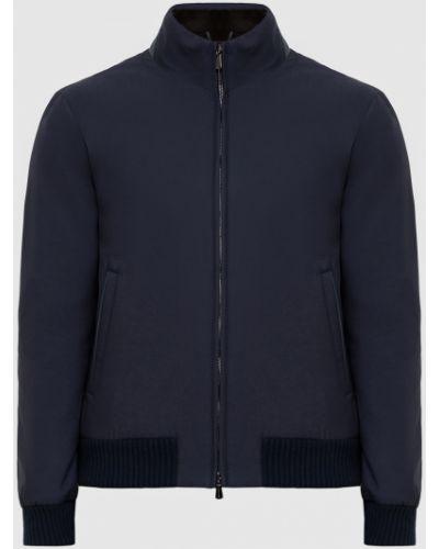 Куртка - синяя Enrico Mandelli