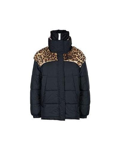 Куртка демисезонная черная No.21