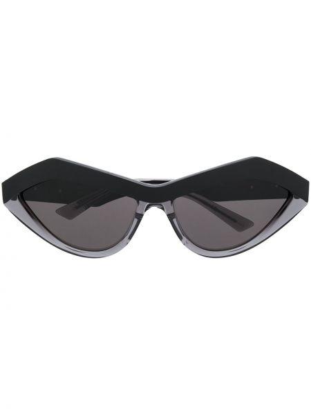 Oprawka do okularów ze złota Bottega Veneta Eyewear