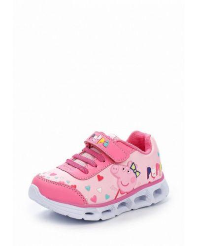Розовые кроссовки из искусственной кожи Kakadu