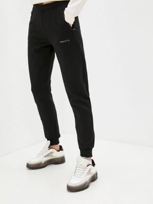 Черные турецкие брюки Craft