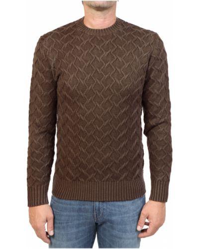 Brązowy sweter Circolo 1901