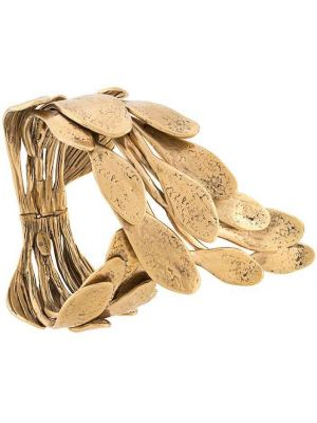Золотистый желтый браслет Goossens