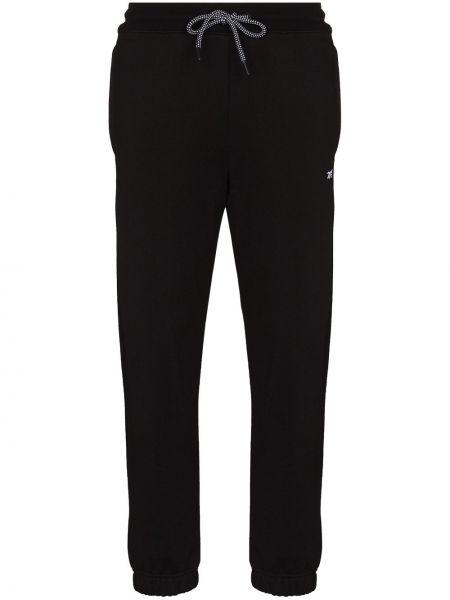 Укороченные брюки - черные Reebok X Victoria Beckham