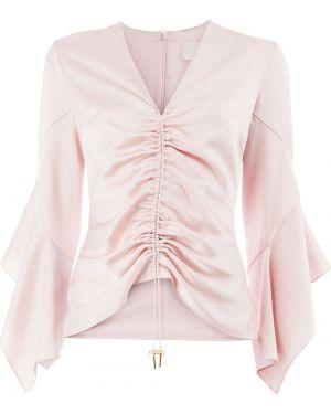 Топ розовый светло-розовый Peter Pilotto
