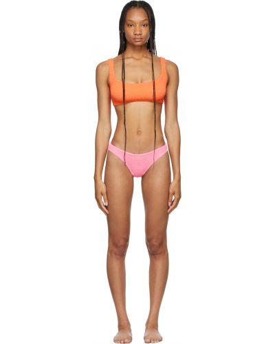 Bikini - różowy Hunza G