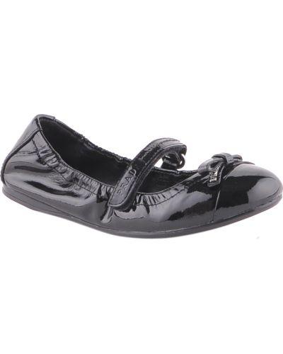 Балетки черные Prada