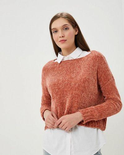 Джемпер коралловый красный Pink Woman