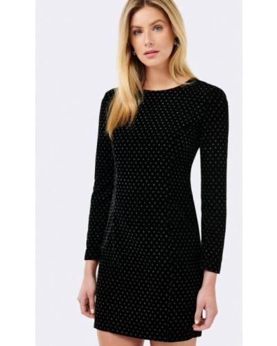 Платье осеннее черное Forever New