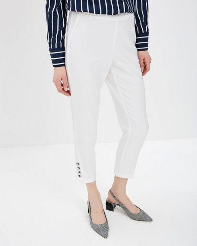 Белые брюки Zarina