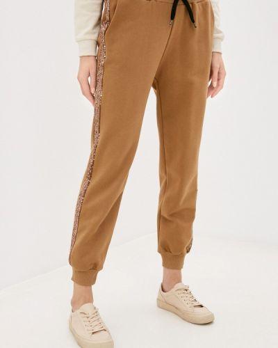 Бежевые спортивные брюки Rinascimento