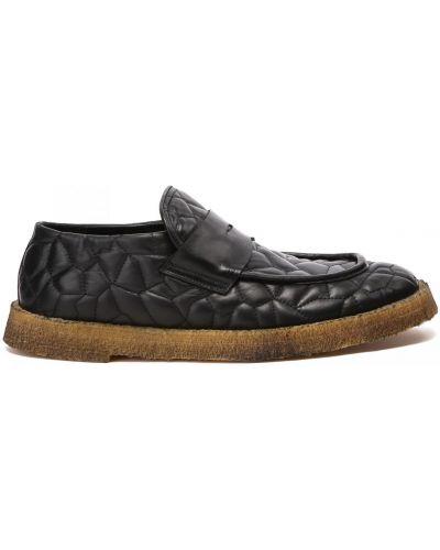 Черные резиновые ботинки Rocco P.
