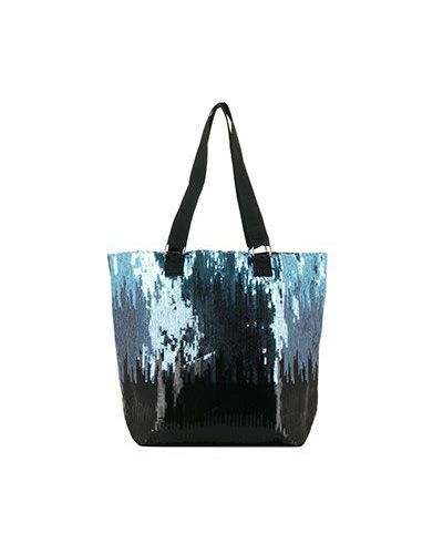 Черная спортивная сумка Liu Jo
