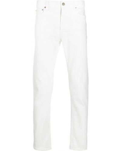 Białe mom jeans Ambush