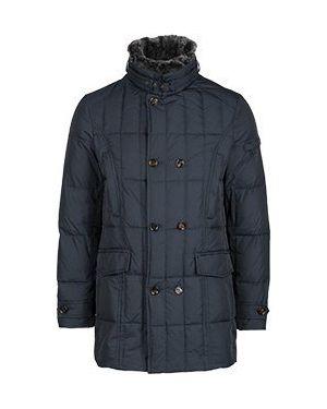 Куртка демисезонная синяя Moorer