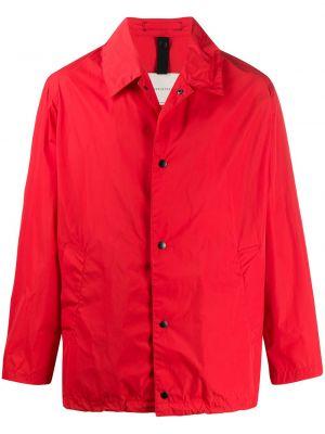 Длинная куртка - красная Mackintosh
