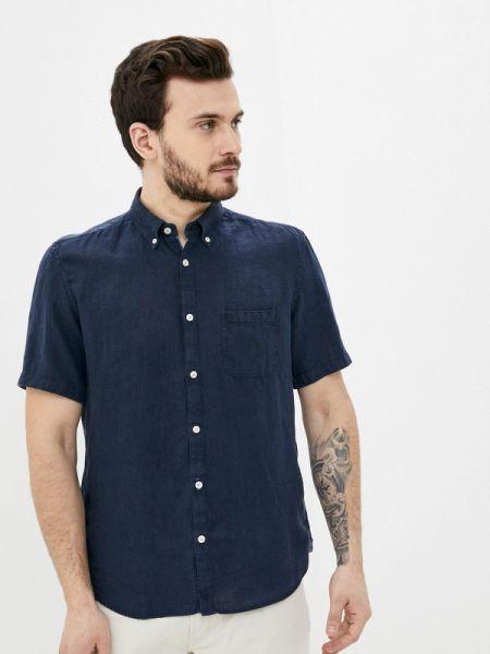 Рубашка с короткими рукавами синий Marc O'polo