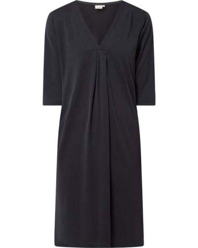 Sukienka rozkloszowana - czarna Cream