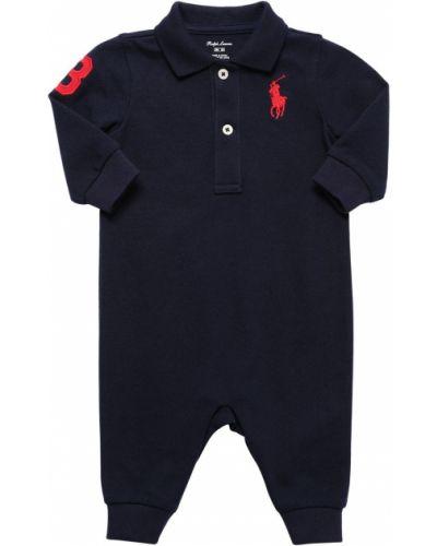 Bawełna bawełna koszulka polo z haftem Ralph Lauren