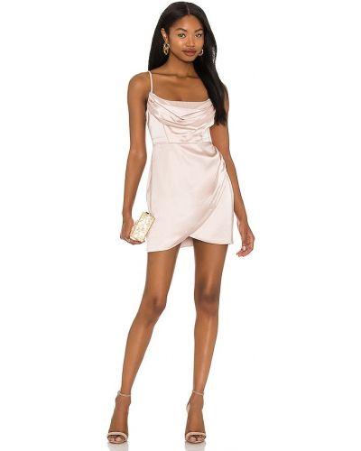 Satynowa sukienka mini Nookie