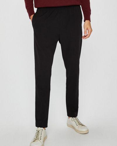 Прямые брюки с завышенной талией с карманами Review