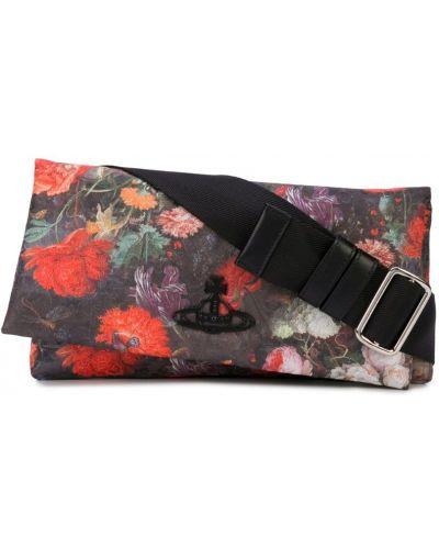 Ремень с цветочным принтом Vivienne Westwood