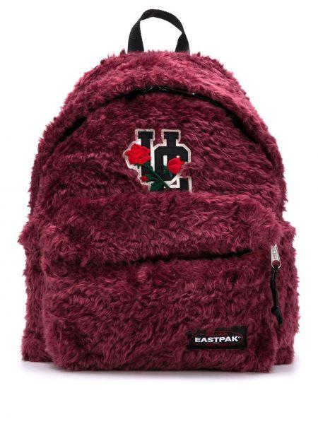 Czerwony plecak vintage z akrylu Undercover