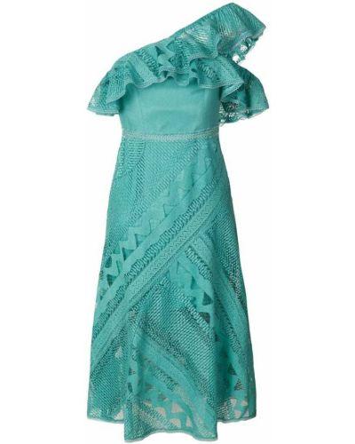 Платье льняное Three Floor
