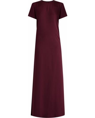 Платье макси спортивное свободного кроя Valentino