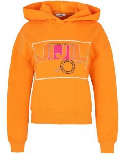 Pomarańczowa bluza Jijil